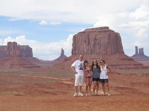 monument valley arizona etats-unis voyage aux usa en famille