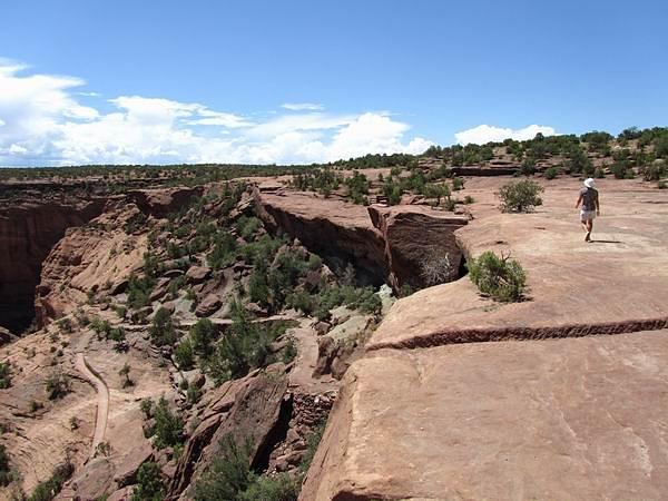 canyon de chelly arizona états-unis voyage aux usa en famille
