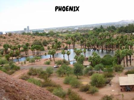 Phoenix Arizona Etats-Unis voyage aux USA en famille