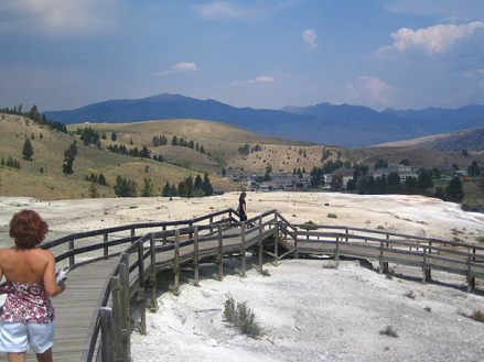 yellowstone national park wyoming etats-unis voyage aux usa en famille
