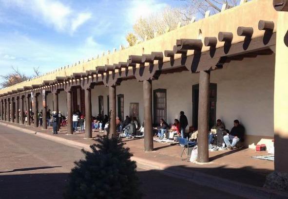 santa fe nouveau mexique etats-unis voyage aux usa en famille
