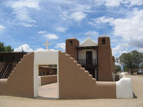 taos nouveau-mexique etats-unis voyage aux usa en famille