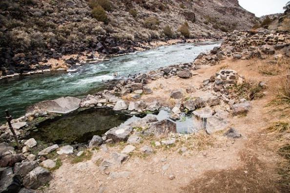 rio grande taos nouveau-mexique etats-unis voyage aux usa en famille