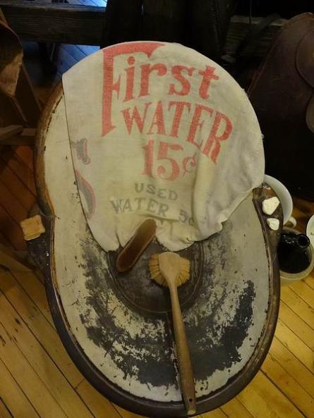Fort Worth Stockyards Museum visité en voyage en Amérique en famille