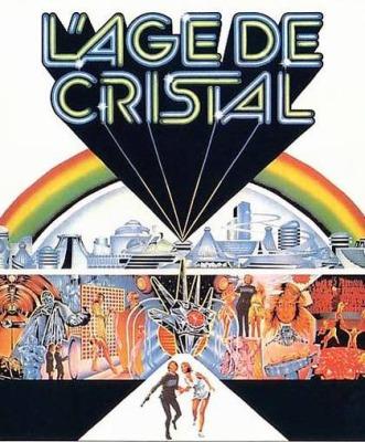 """""""L'âge de Cristal"""" tourné au Fort Worth Water Gardens vu lors d'un voyage aux USA en famille"""