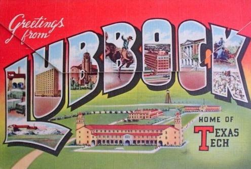 Lubbock au Texas Etats-Unis à découvrir lors d('un voyage aux USA en famille