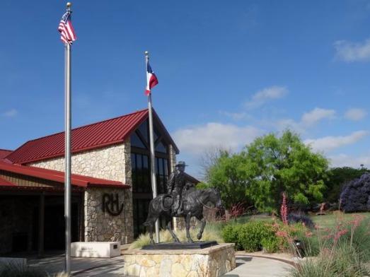 National Ranching Heritage Center à Lubbock au Texas à découvrir pendant un voyage aux USA en famille