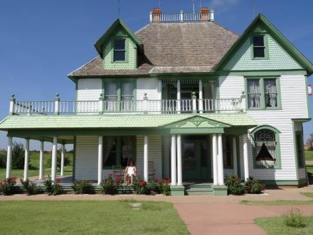 National Ranching Heritage Center au Texas à voir lors d'un voyage aux USA en famille