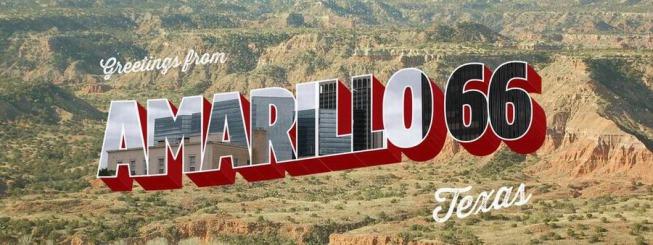 Amarillo au Texas sur la route 66 à découvrir lors d'un voyage aux USA en famille
