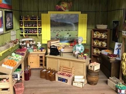 Town Mountain Miniatures Museum à visiter lors d'un voyage aux Etats-Unis en famille