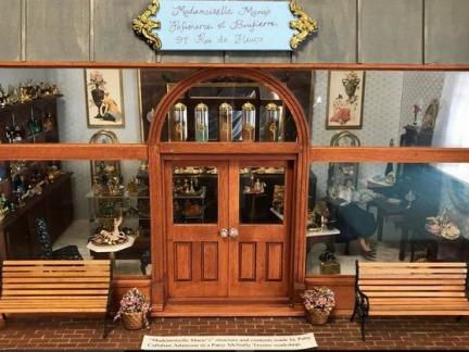 Town Mountain Miniatures Museum à voir au cours d'un voyage en amérique en famill