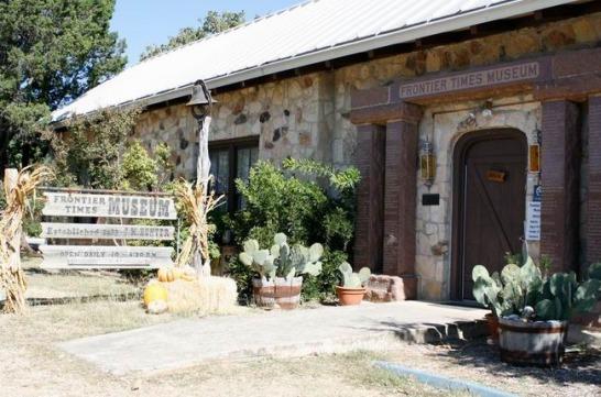 Frontier Times Museum à Bandera à découvrir lors d'un voyage aux USA en famille