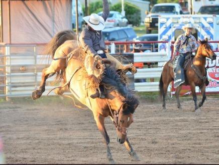 Rodeo à Bandera à suivre pendant un voyage aux USA en famille