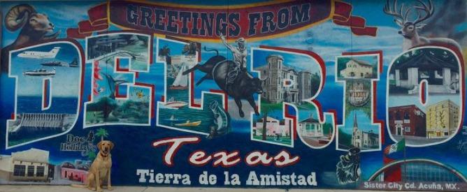 Del Rio Texas à découvrir aux Etats-Unis lors d'un voyage aux USA en famille