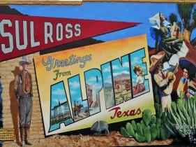 alpine texas à découvrir lors d'un voyage aux USA en famille