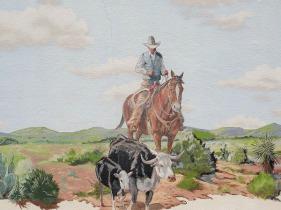 alpine texas à visiter lors d'un voyage aux Etats-Unis en famille