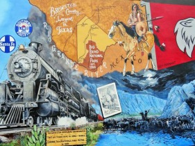 alpine texas à voir lors d'un voyage en Amérique en famille