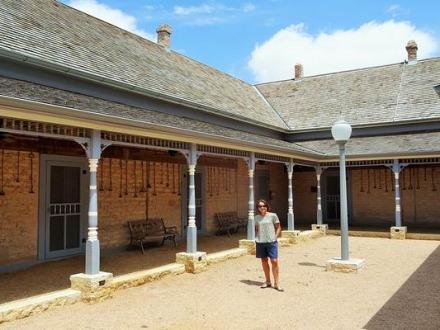 Annie Riggs Memorial Museum à parcourir lors d'un voyage aux USA en famille