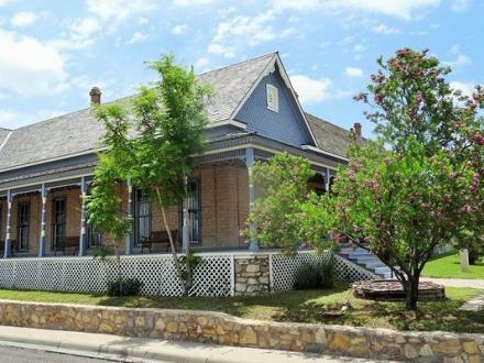 Annie Riggs Memorial Museum à découvrir à Fort Stockton pendant un voyage en Amérique en famille