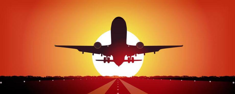 décollage immédiat pour un voyage aux USA en famille