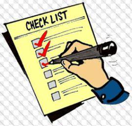 checklist à pointer avant un voyage aux USA en famille