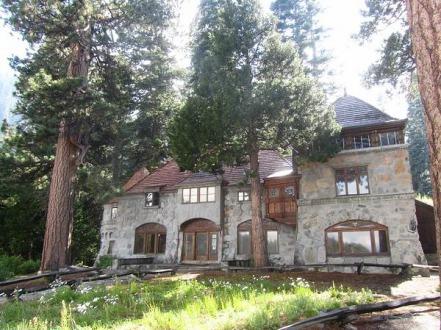 Vikingsholm Castle à visiter sur le Lake Tahoe en Californie aux USA lors d'un voyage aux etats-Unis en famille