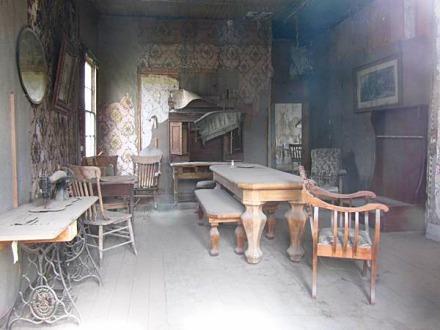 Bodie la plus étonnante ville fantôme de californie aux Etats-Unis à visiter pendant un voyage aux USA en famille