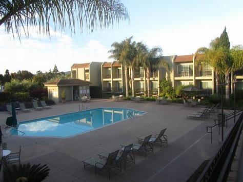 Le Best Western Plus Royal Oak Hotel à San luis obispo en californie au Etats-Unis où dormir lors d'une voyage en amérique en famille