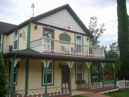 Le All Seasons Groveland Inn en californie lors d'un voyage aux etats-unis en famille