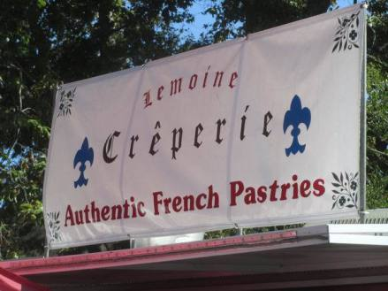 French Festival à Santa Barbara en californie aux Etats-Unis à voir lors d'un voyage en amérique en famille