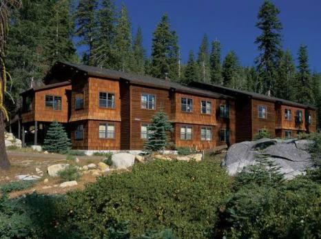 Wuksachi Lodge en Californie aux Etats-Unis à découvrir lors d'un voyage aux usa en famille