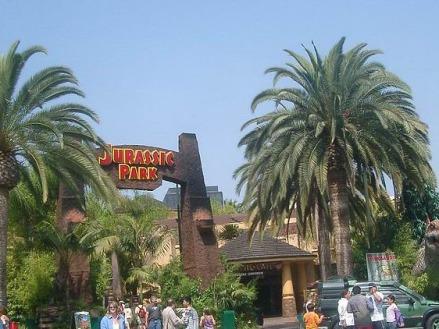 Universal Studios à Los Angeles en Californie aux USA à visiter lors d'un voyage en Amérique en famille