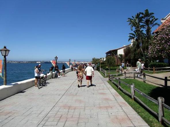 San Diego en californie aux Etats-Unis à visiter lors d'un voyage aux USA en famille