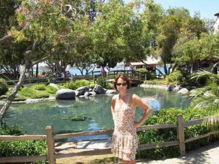 seaport village à san diego en californie aux etats-unis à visiter lors d'un voyage aux usa en famille en vacances
