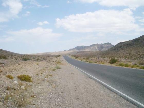 La Vallée de la Mort en Californie aux Etats-Unis à voir lors d'un voyage aux USA en famille