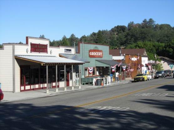 Julian une petite ville western en californie aux etats-unis à découvrir lors d'un voyage aux usa en famille