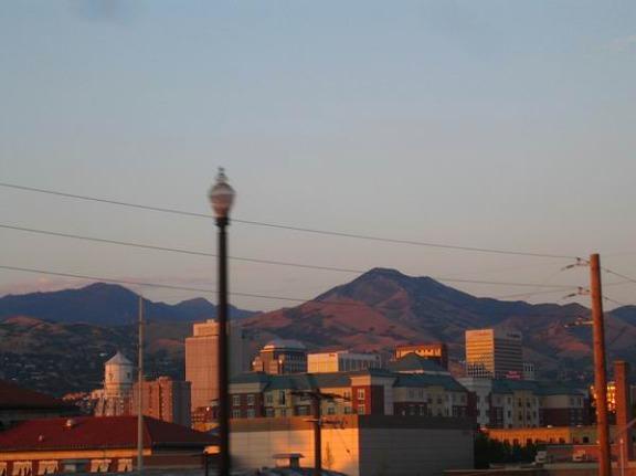 Salt Lake City en Utah aux Etats-Unis à découvrir lors d'un voyage aux USA en famille en vacances