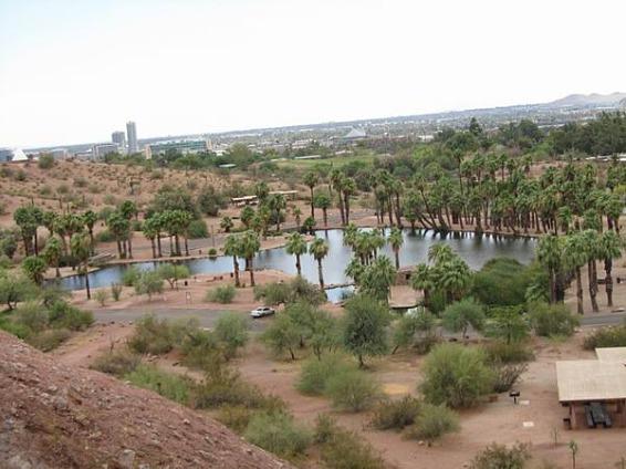 Phoenix en Arizona aux Etats-Unis à voir lors d'un voyage aux USA en famille pendant les vacances
