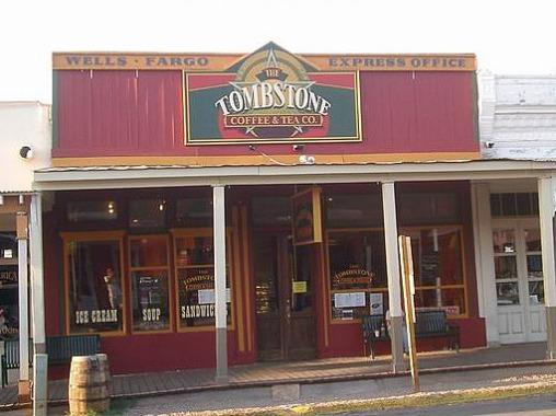 Tombstone en Arizona aux Etats-Unis à voir lors d'un voyage aux USA en famille pendant les vacances