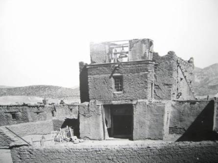 Santa Fe au Nouveau Mexique aux Etats-Unis à voir lors d'un voyage aux USA en famille pendant les vacances