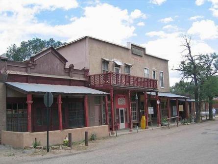 Cerillos au Nouveau Mexique aux Etats-Unis à voir lors d'un voyage aux USA en famille pendant les vacances