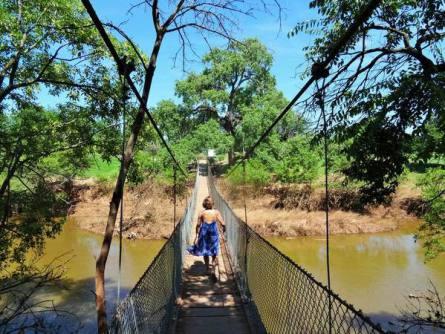 Wichita Falls au Texas aux Etats-Unis à voir lors d'un voyage aux USA en famille