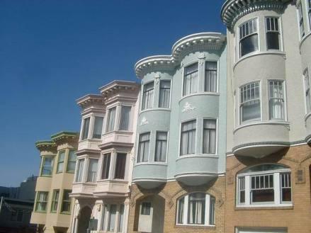 San Francisco en californie aux Etats-Unis à voir lors d'un voyage aux USA en famille pendant les vacances