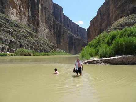 Big Bend National park au Texas aux Etats-Unis à voir lors d'un voyage aux USA en famille pendant les vacances