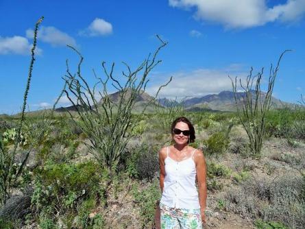 Big Bend National park au Texas aux Etats-Unis à découvrir lors d'un voyage aux USA en famille pendant les vacance