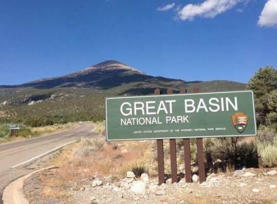 Great Basin National Park au Nevada aux Etats-Unis à découvrir en lors d'un voyage aux USA en famille pendant les vacances