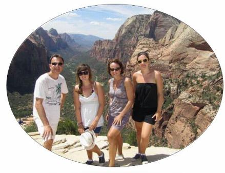 The Freeman's Company une famille qui vous ressemble pour des voyages aux USA