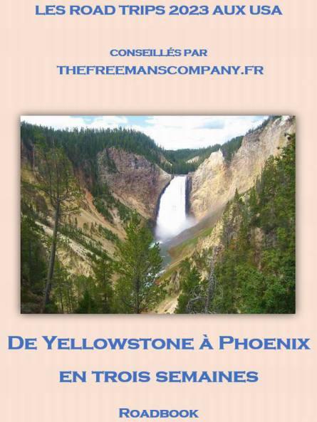roadbook pour un road trip qui passe par Zion