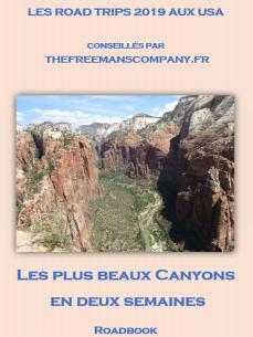 roadbook pour un road trip qui passe par Bryce canyon