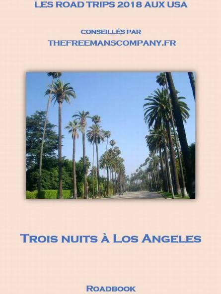 roadbook trois nuits à Los Angeles
